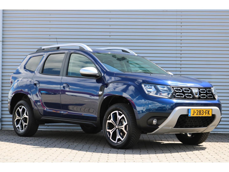 Dacia Duster 1.3 tce prestige 150pk full options!