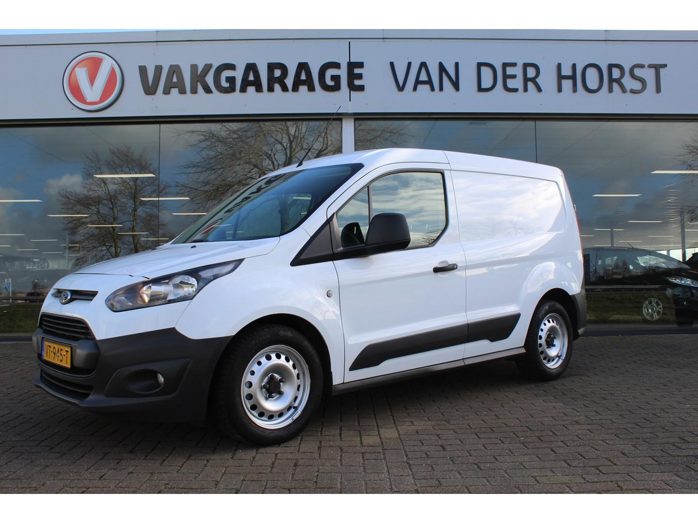 Ford Transit connect 1.6 tdci l1 ambiente trekhaak ex btw  diverse extra's