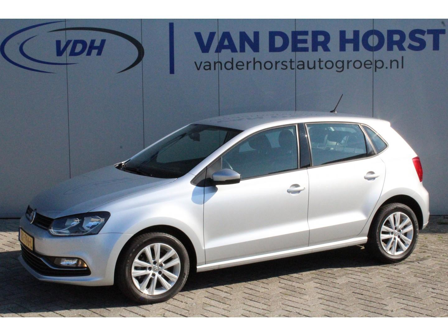 Volkswagen Polo 1.2-90pk tsi comfortline. airco, cruise, cntr.vrgr., lm wln.