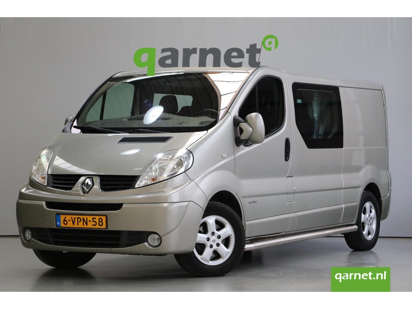 Renault Trafic 2.0 dci 115pk t29 l2h1 dubbele cabine