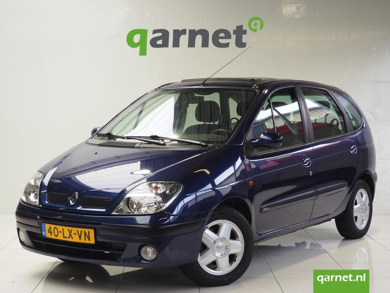 Renault Scénic 1.6-16v 110pk expression trekhaak
