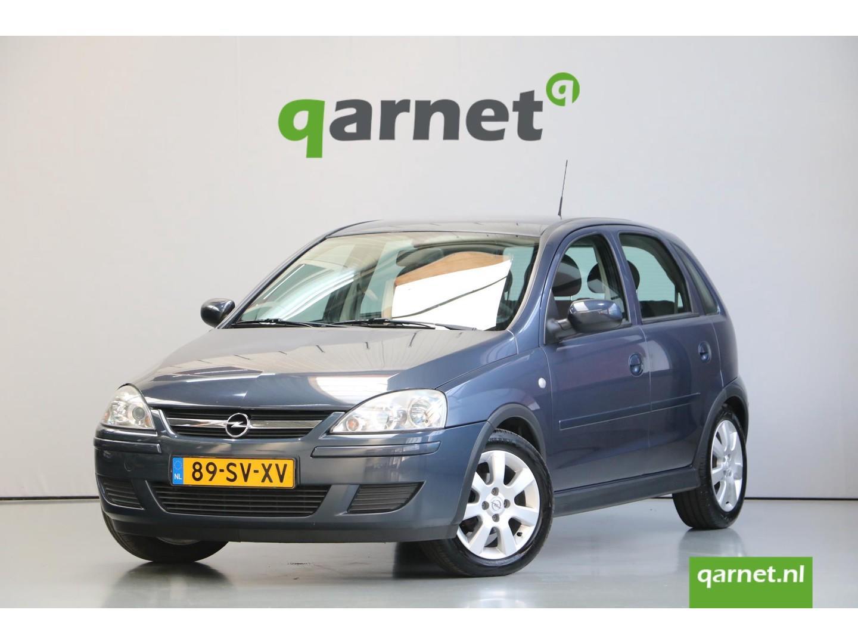 Opel Corsa 1.2-16v automaat silverline