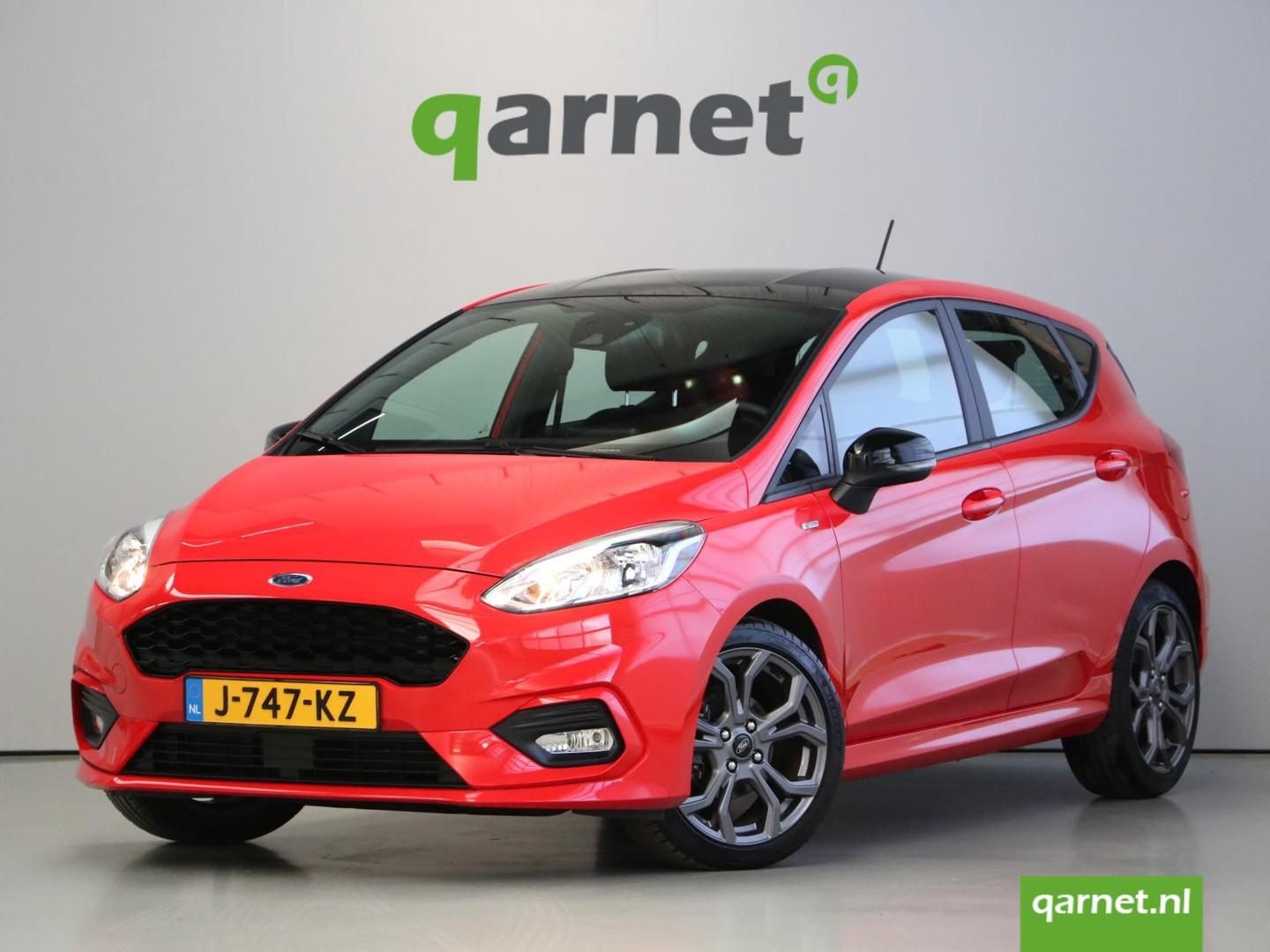 Ford Fiesta 1.0 ecoboost 100pk st-line
