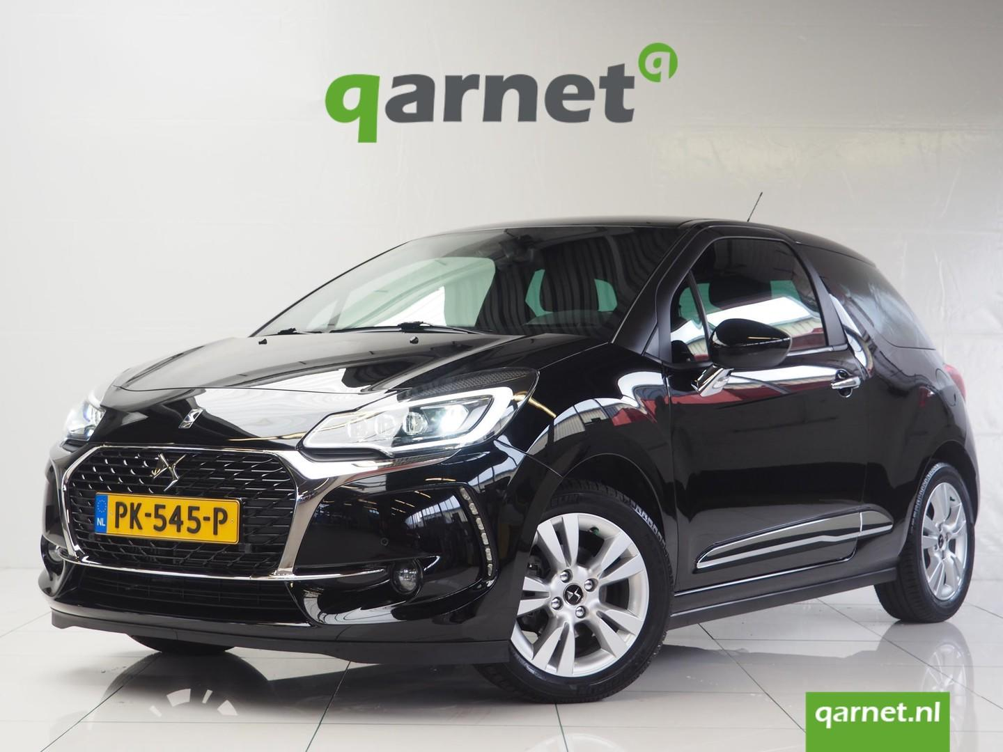 Citroën Ds3 1.2 puretech so chic 110 pk