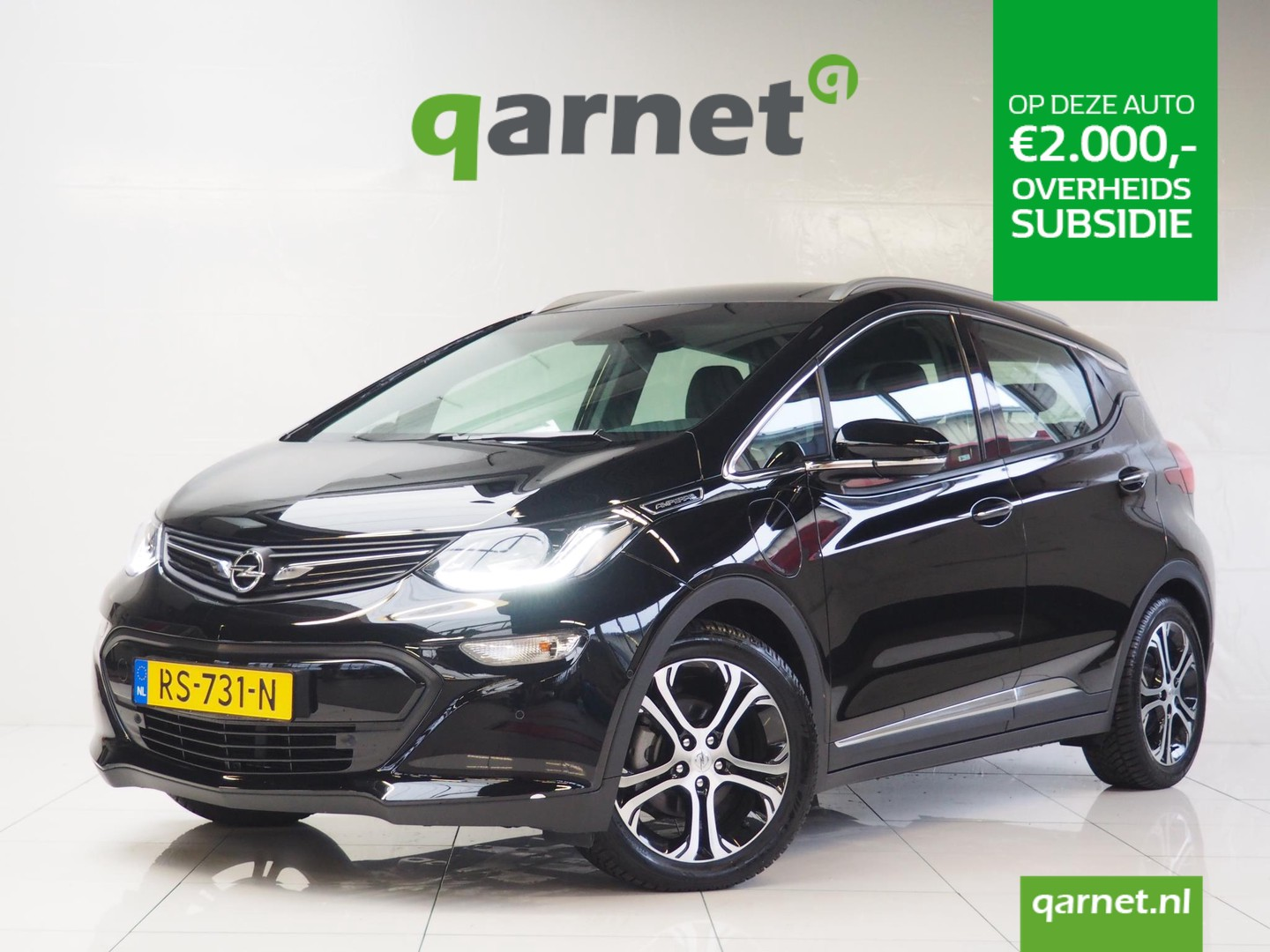 Opel Ampera-e Launch executive 60 kwh