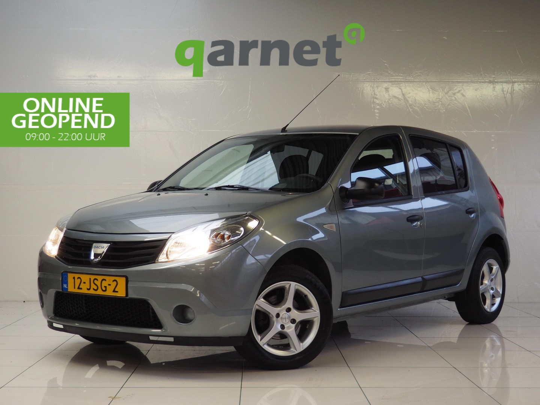 Dacia Sandero 1.2-16v 75pk ambiance