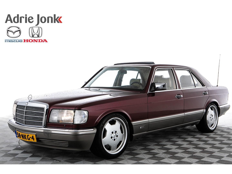 Mercedes-benz S-klasse 300 se oldtimer regeling!!! cruise control 181.832 km!! prachtige staat!!