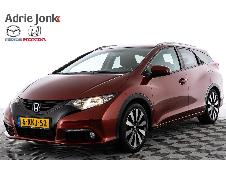 Honda Civic Tourer 1.6d lifestyle 24 mnd garantie rijklaar!!