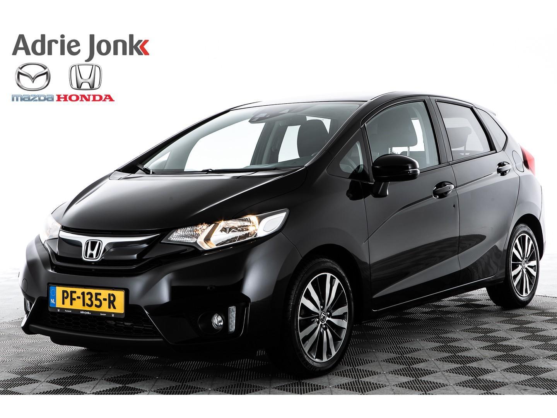 Honda Jazz 1.3 i-vtec elegance navi 24 mnd garantie rijklaar!!