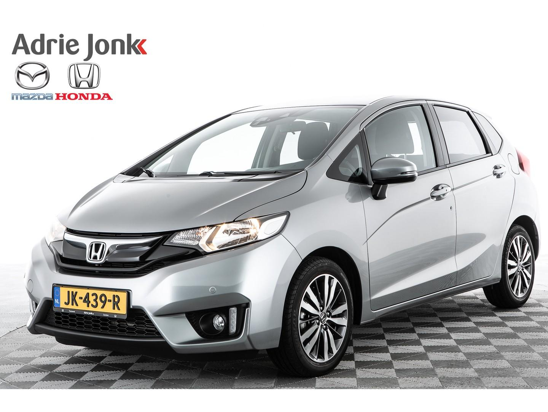 Honda Jazz 1.3 i-vtec cvt elegance 24 mnd hqp garantie rijklaar!!
