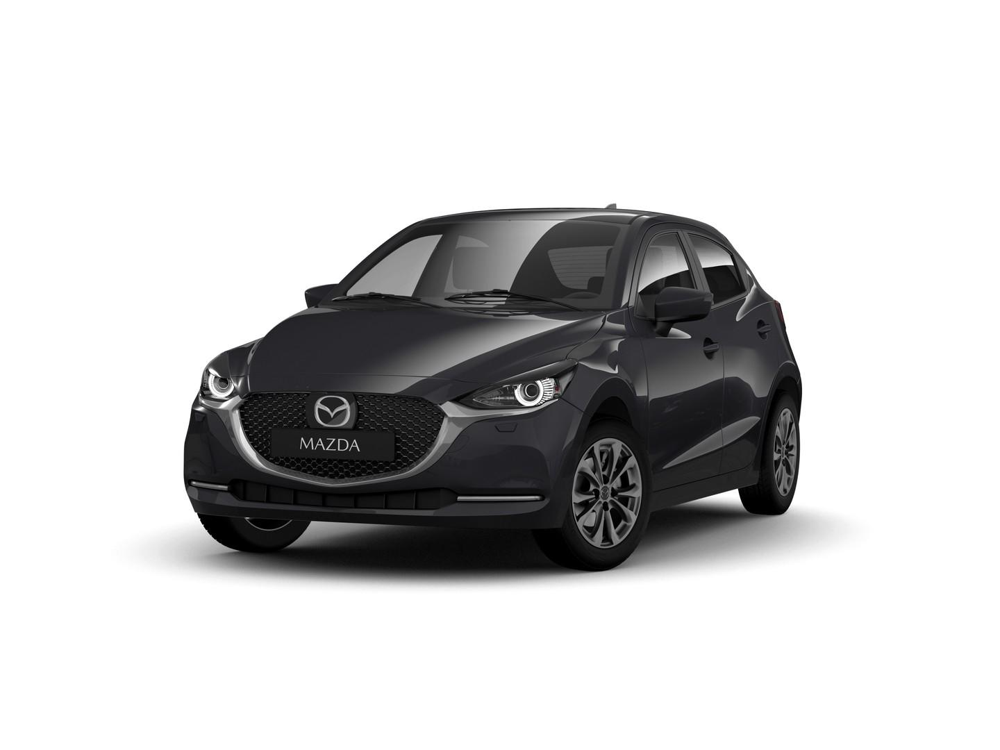 Mazda 2 Signature hatchback