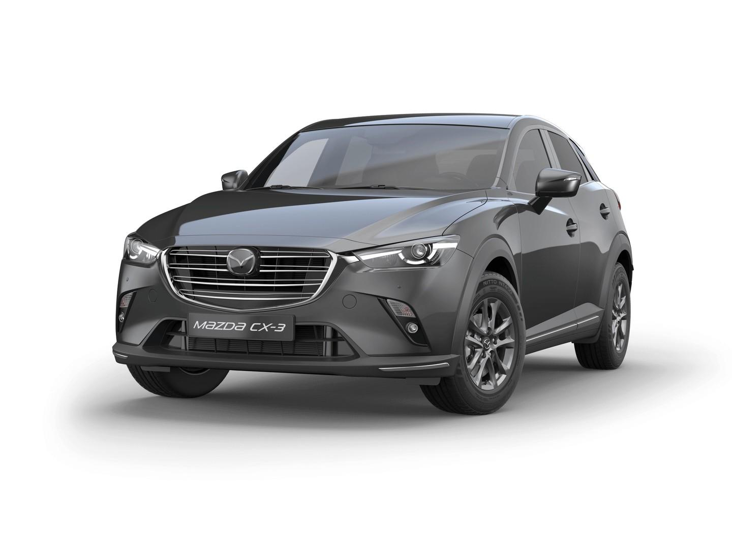 Mazda Cx-3 Sport selected suv