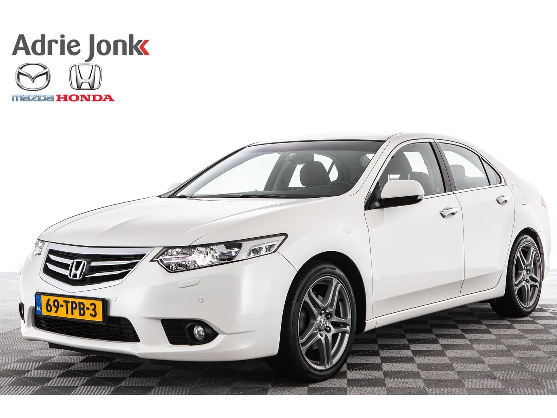 """Honda Accord Limousine 2.0 lifestyle 18"""" trekh. 24 maanden gar. rijklaarprijs!"""