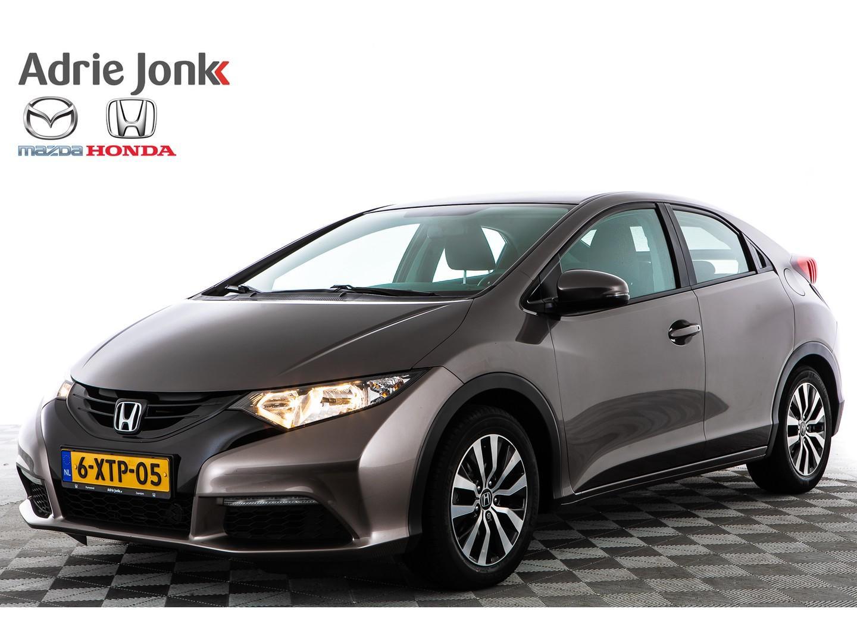 Honda Civic 1.6d 120 pk comfort 24 mnd garantie rijklaar !!