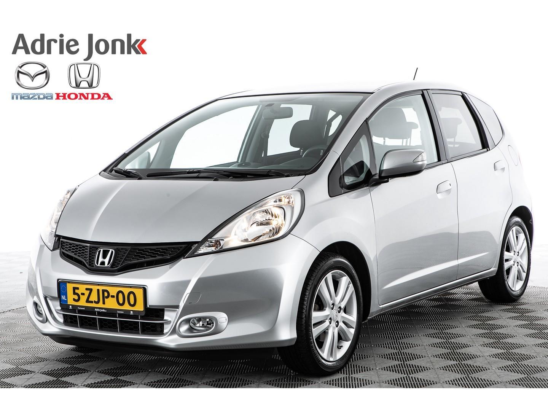 Honda Jazz 1.4 lifestyle clima trekhaak 24 mnd garantie rijklaar!!
