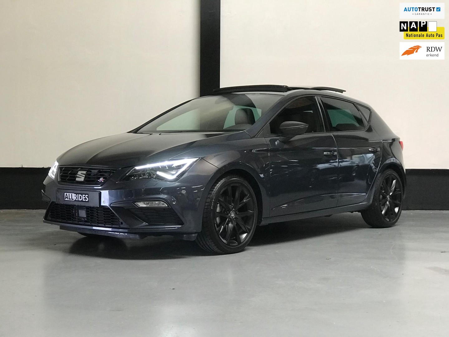 Seat Leon 1.5 tsi fr ultimate edition black