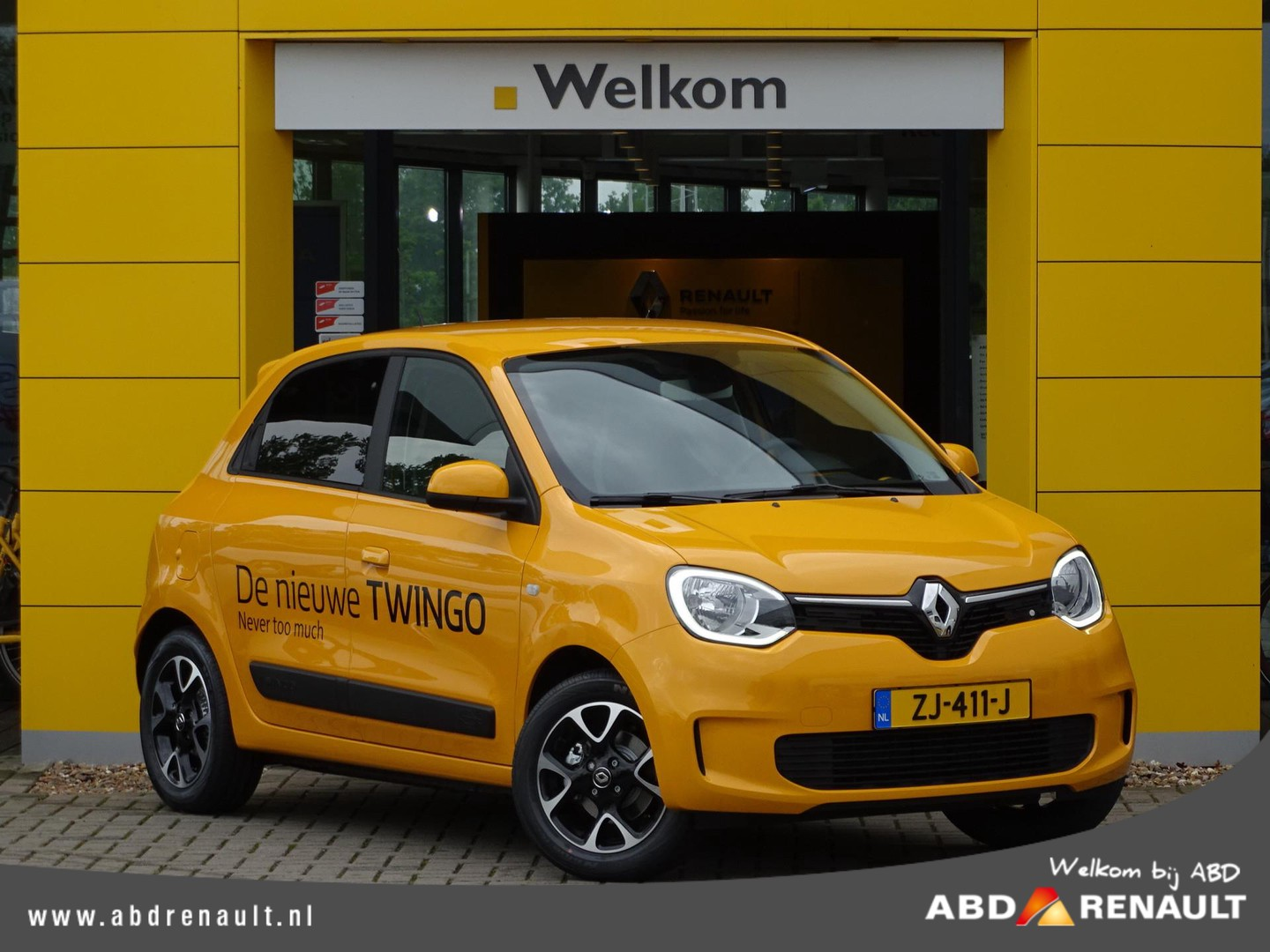 Renault Twingo Phase 2 sce 75pk collection