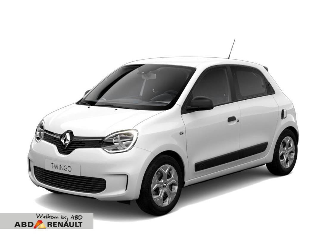 Renault Twingo Sce 75pk private lease prijs