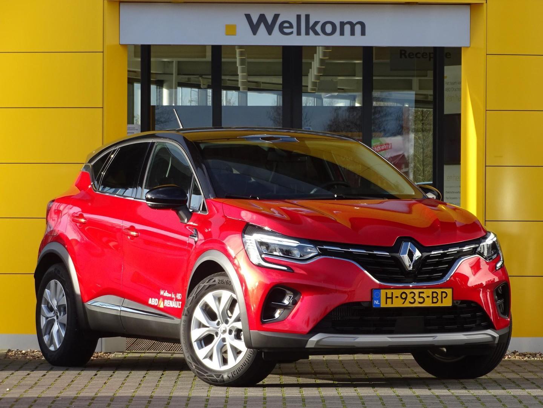 Renault Captur 1.0 tce intens