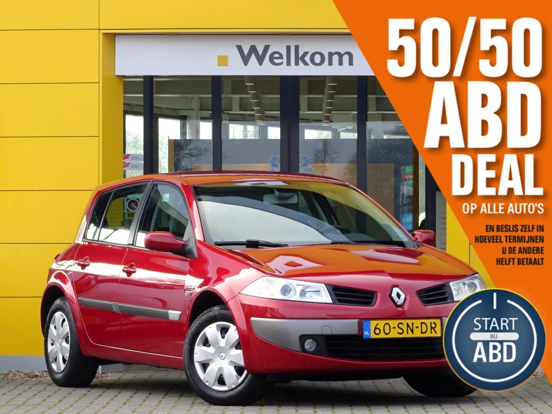 Renault Mégane 1.6-16v business line série limitée