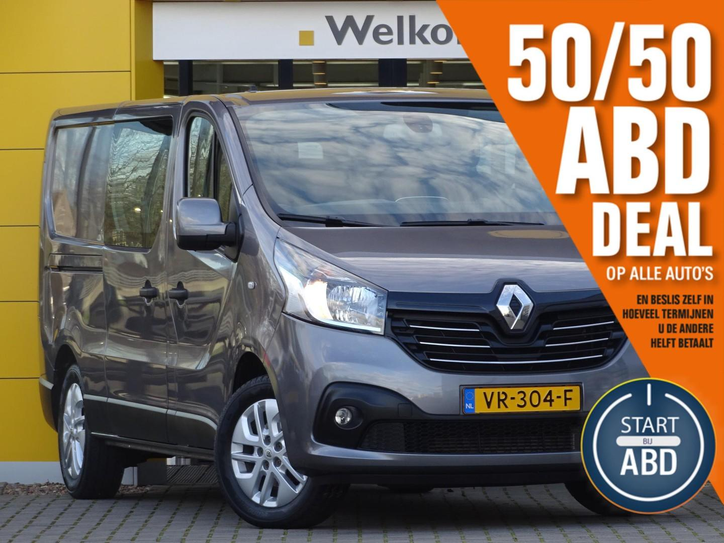 Renault Trafic 1.6 dci t29 l2h1 dc turbo2 energy