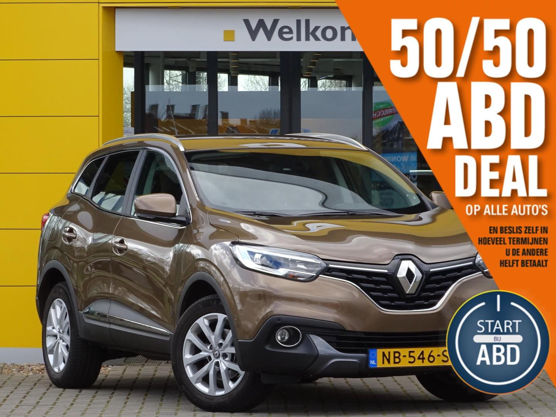 Renault Kadjar 1.2 tce edc automaat intens