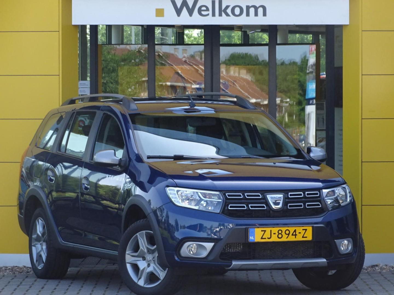 Dacia Logan Mcv 0.9 tce stepway achteruitrijcamera, navigatie, parkeersensoren, airco, cruise control