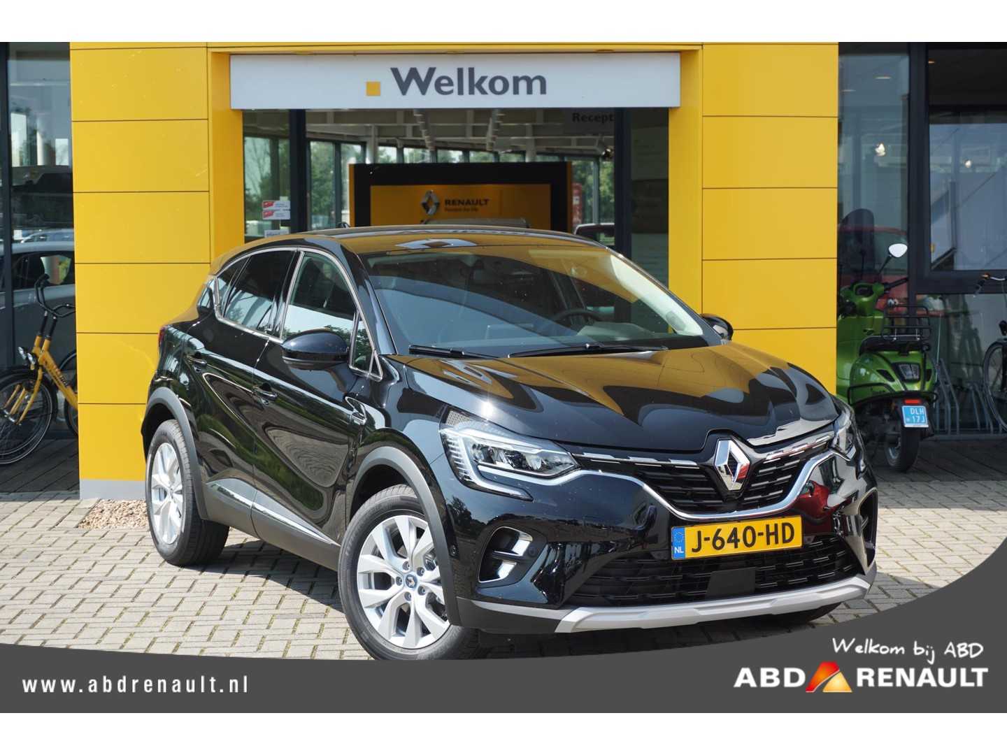 Renault Captur 1.6 plug-in hybrid intens