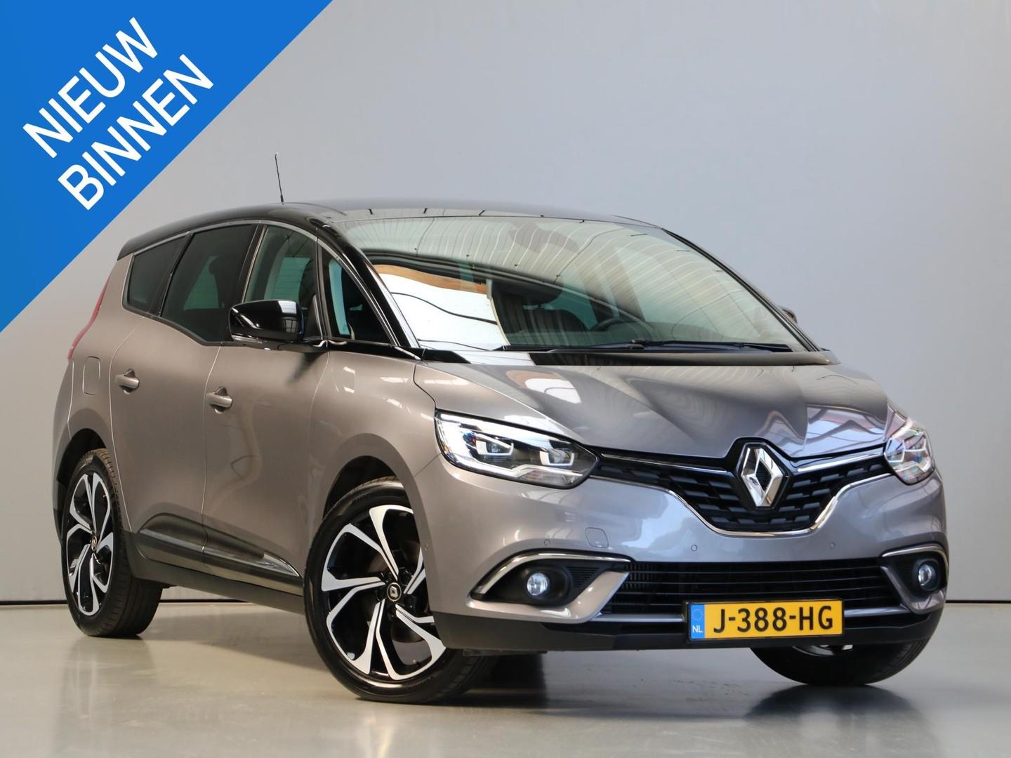 Renault Grand scénic Tce 140pk edc/aut.7 intens 7-persoons