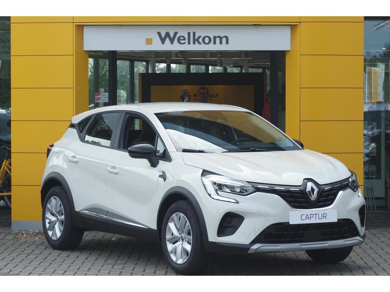 Renault Captur 1.0 tce bi-fuel zen nu met 5 jaar garantie! private lease vanaf 349euro