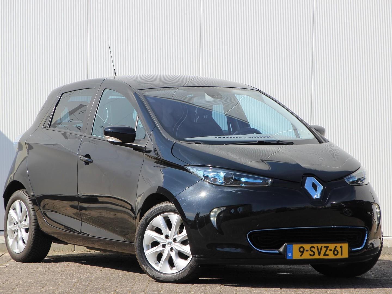 Renault Zoe Q210 zen quickcharge 22 kwh (ex accu) tot € 2.000,- subsidie