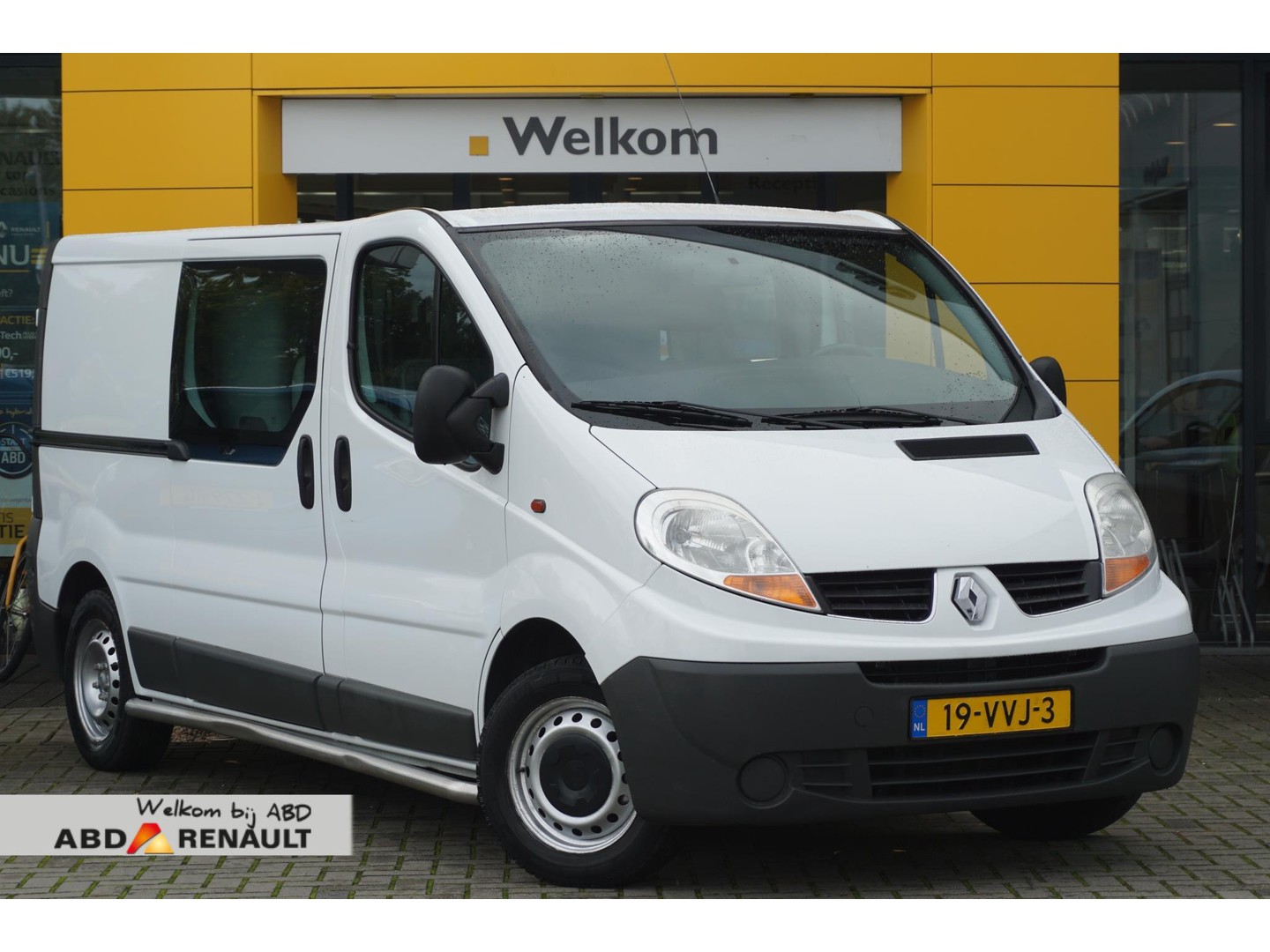 Renault Trafic 2.0 dci t29 l2h1 dc marge auto