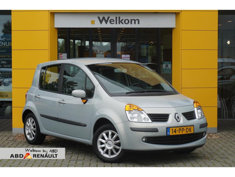 Renault Modus 1.4-16v dynamique luxe volledig dealer onderhouden!