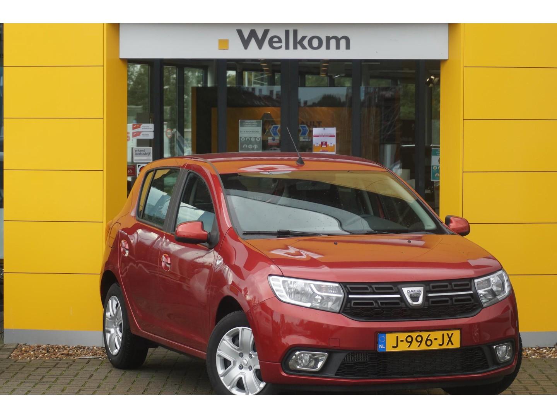Dacia Sandero Tce bi-fuel stop & start lauréate