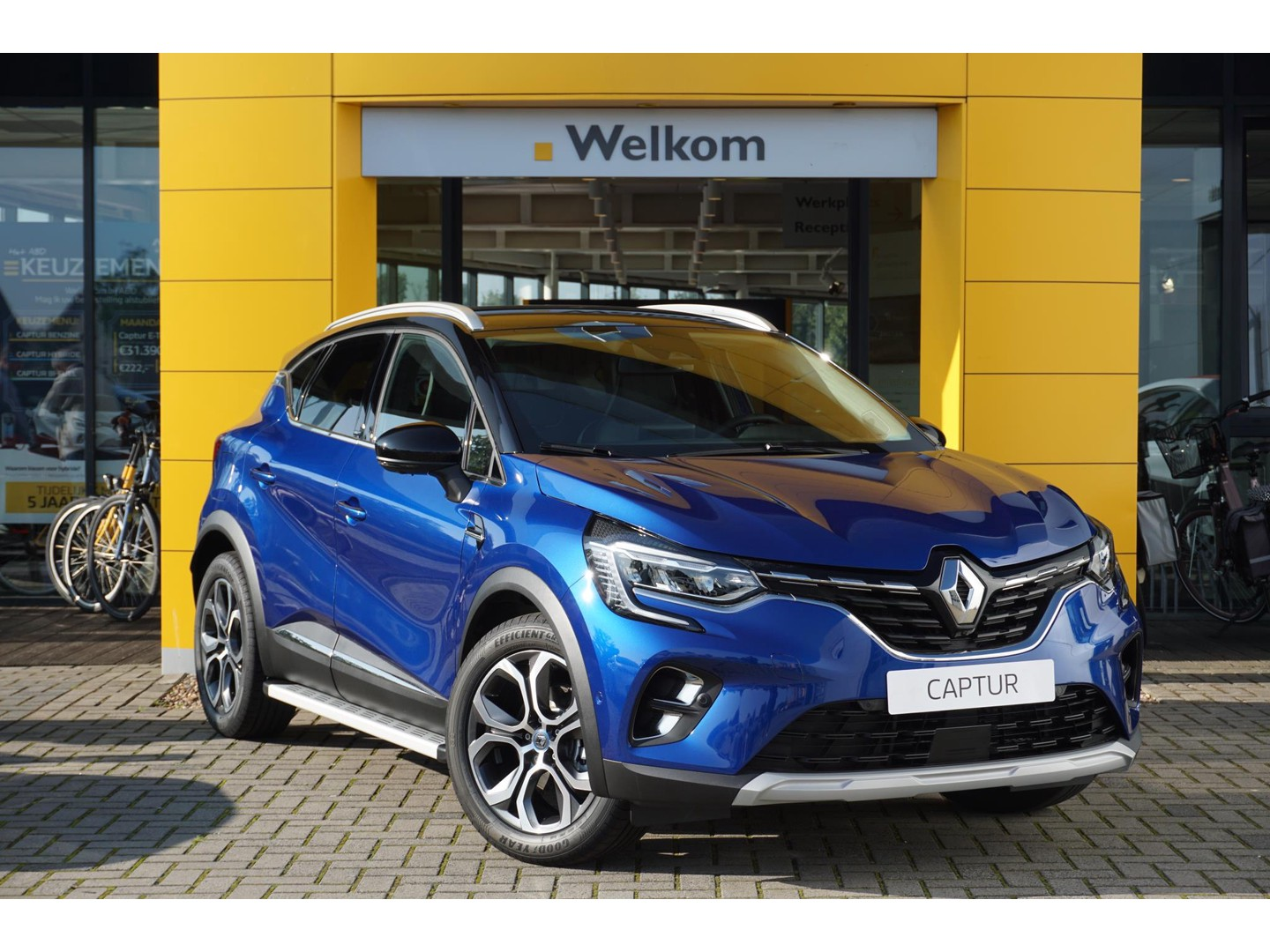 Renault Captur 1.6 plug-in hybrid edition one