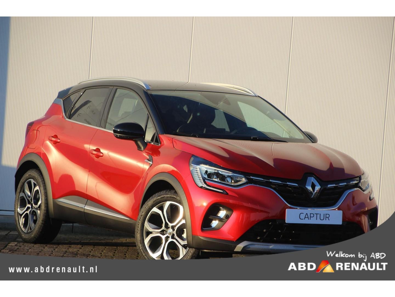 Renault Captur 1.6 plug-in hybrid 160pk edition one