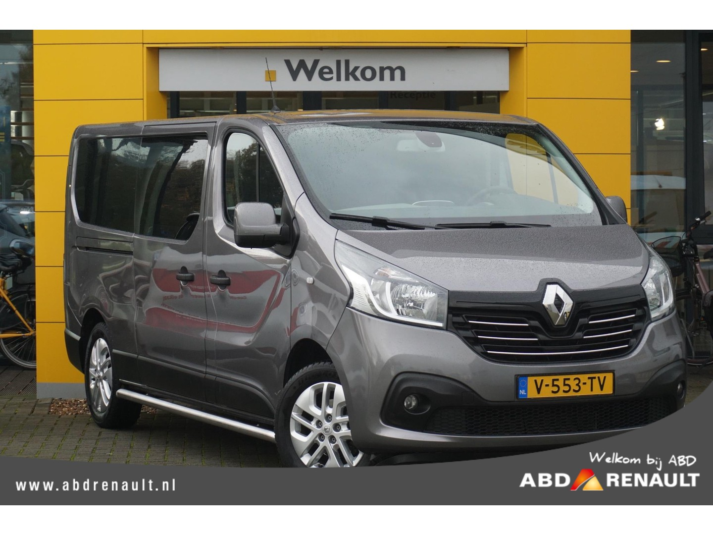 Renault Trafic 1.6 dci t29 l2h1 dc luxe 125pk