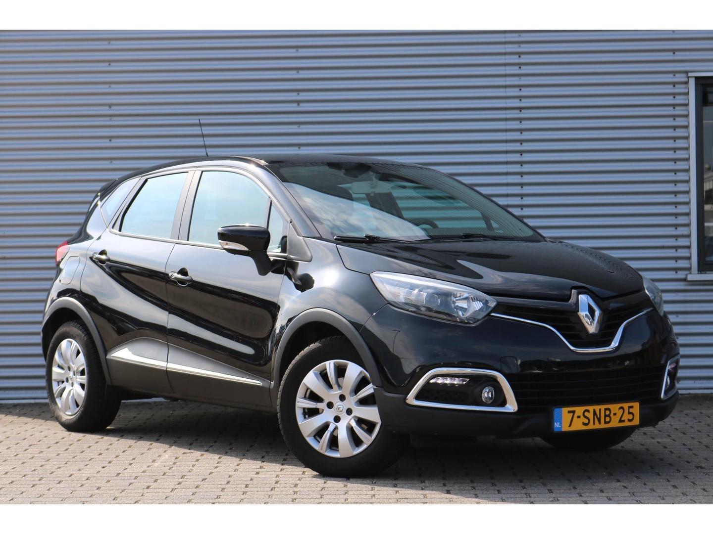 Renault Captur 1.5 dci expression airco, cruise, trekhaak