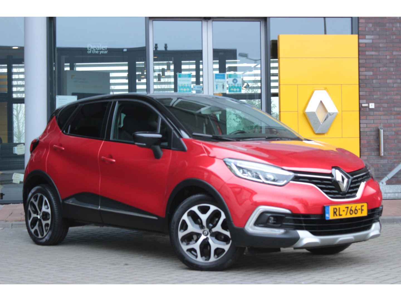 Renault Captur Tce 120pk edc/automaat intens