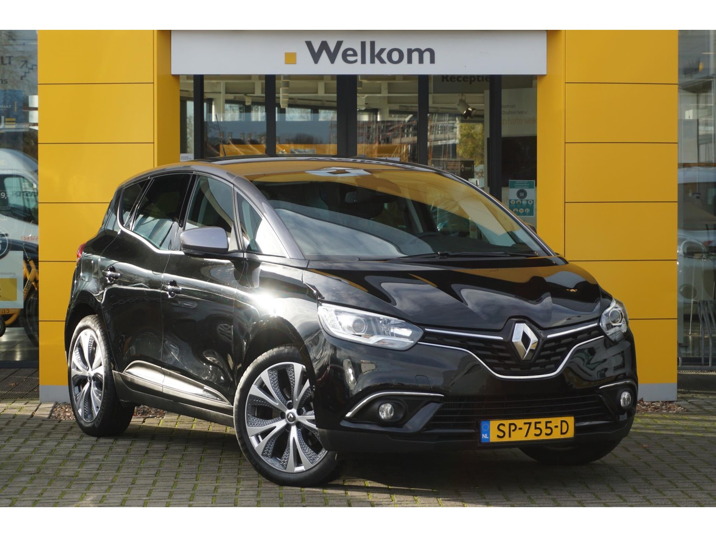 Renault Scénic Tce 140pk edc intens