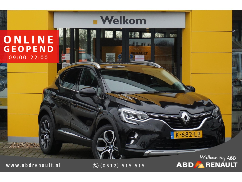 Renault Captur 1.6 plug-in hybrid edition one