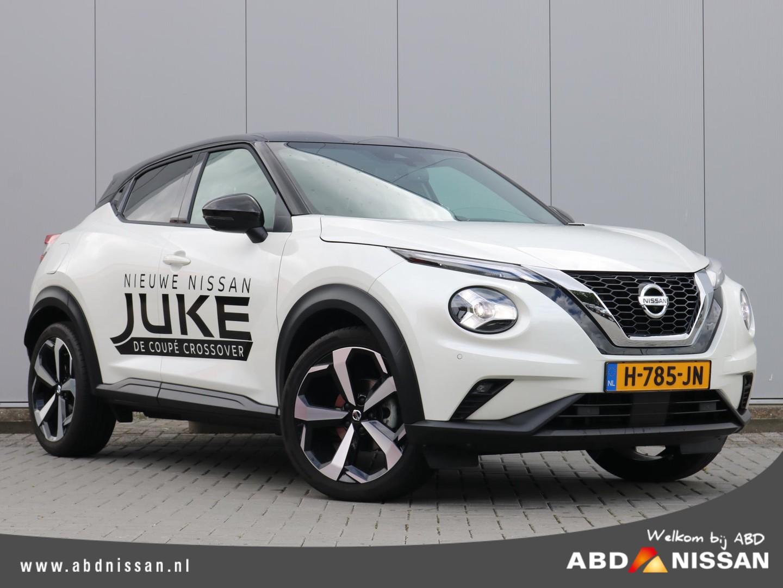 Nissan Juke 1.0 dig-t 117 dct tekna
