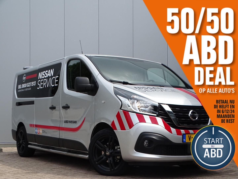 Nissan Nv300 1.6 dci 125pk l2h1 edition 300 dc dubbel cabine