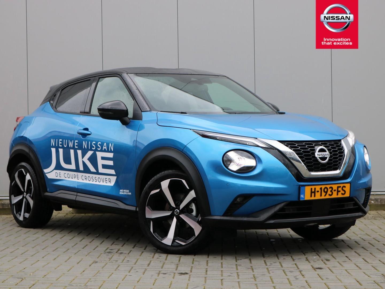 Nissan Juke 1.0 dig-t 117 premiere edition