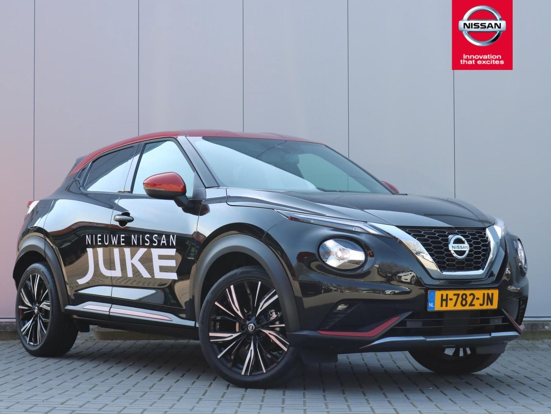 Nissan Juke 1.0 dig-t 117 n-design demo