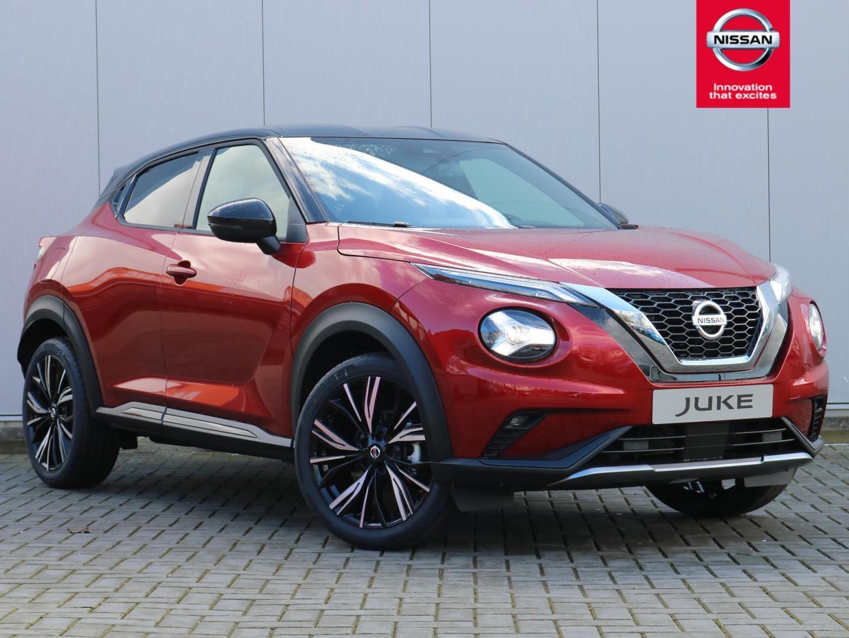Nissan Juke 1.0 dig-t 117 n-design