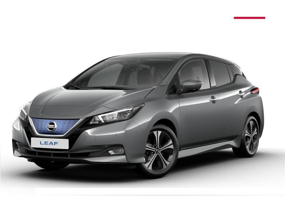 Nissan Leaf N-connecta 40 kwh snel leverbaar