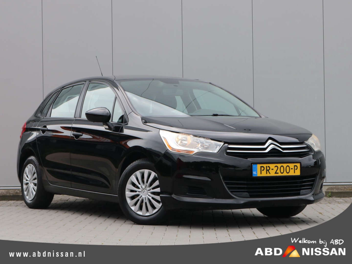 Citroën C4 1.4 vti attraction