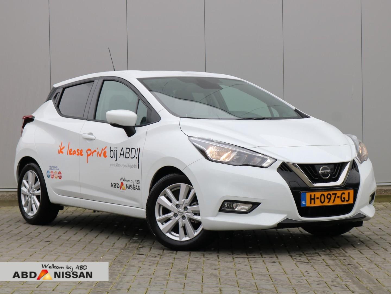 Nissan Micra 1.0 ig-t n-connecta navigatie