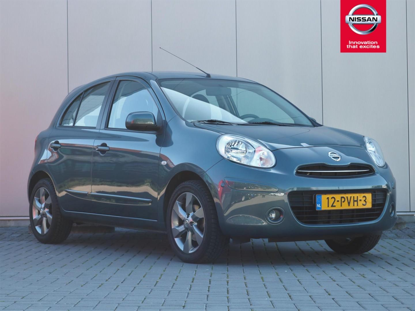 Nissan Micra 1.2 connect edition automaat